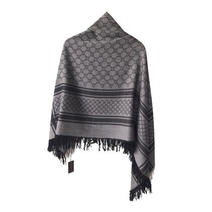 Gucci Schal aus Wolle/Seide
