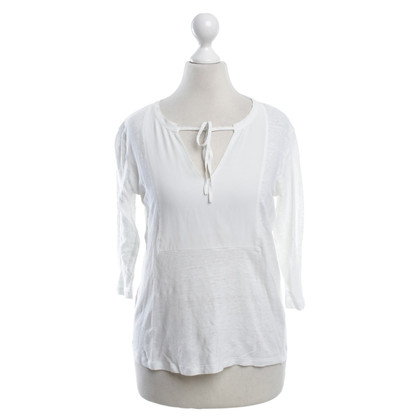 Sandro top in white