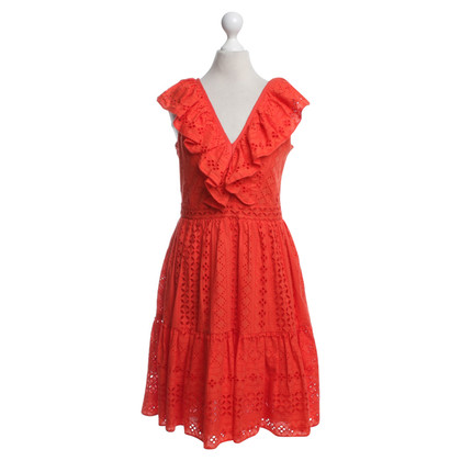 Claudie Pierlot Summer dress in orange