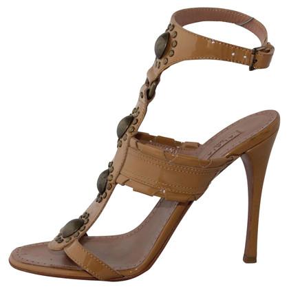 Alaïa Patent leather sandals