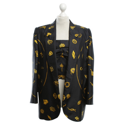Hermès Silk Blazer & Bustino