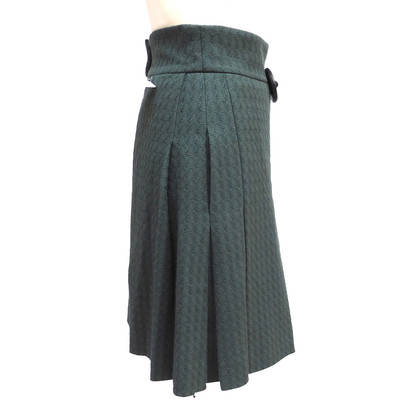 Chanel Pleated skirt with pockets