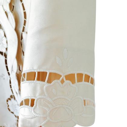 Dolce & Gabbana Silk sheath