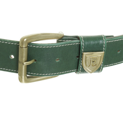 Escada Belt Green