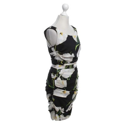 Dolce & Gabbana Robe avec motif floral