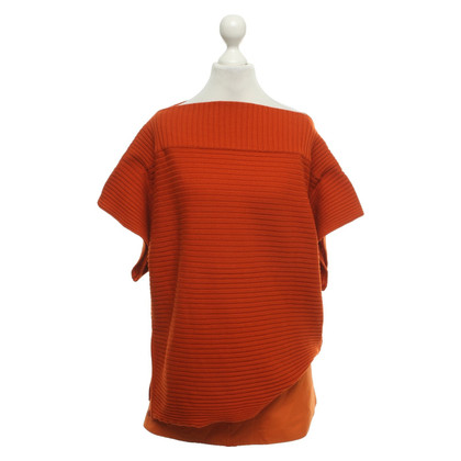 Ferre Sweater in orange