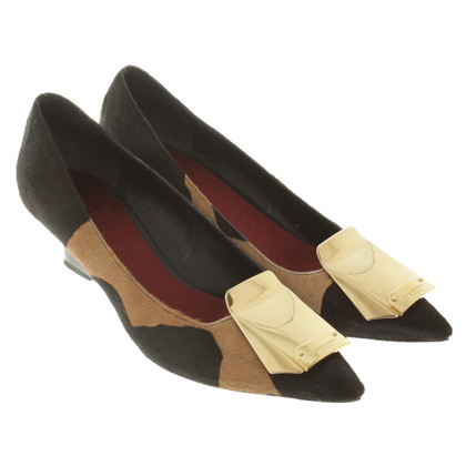 Burberry Prorsum pumps avec imprimé animal