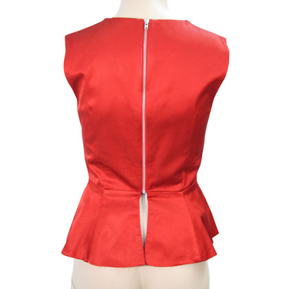 French Connection Top in rosso