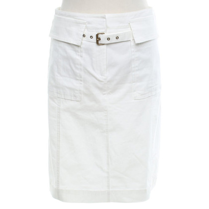 Derek Lam skirt in white
