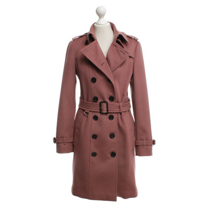 Burberry Wool / cashmere trench coat