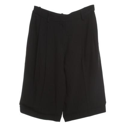 Alexander McQueen Shorts mit Bundfalten