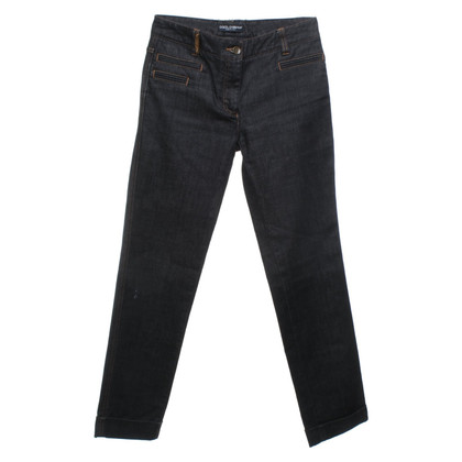 Dolce & Gabbana Jeans in anthracite