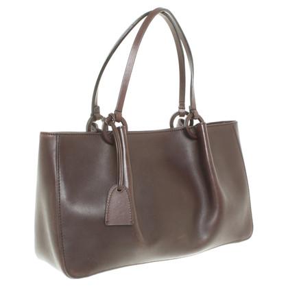 Gucci Handtasche in Braun