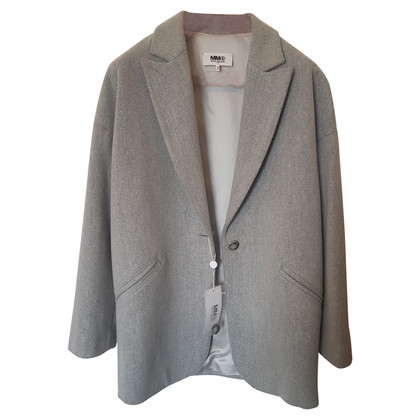 MM6 by Maison Margiela Blazer Coat
