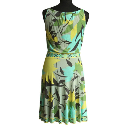 Emilio Pucci Floral viscose dress
