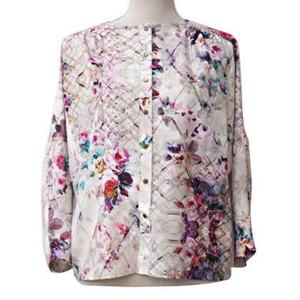 Hoss Intropia Florale Bluse