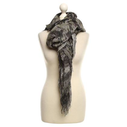 Faliero Sarti Cloth with camouflage pattern