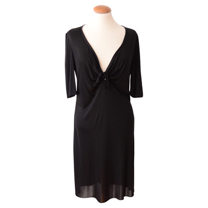 Miu Miu Black dress with V-neck