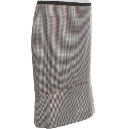 Ferre skirt with pattern