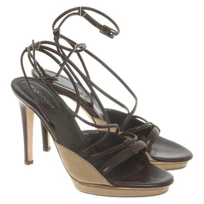 Sergio Rossi Sandals in brown