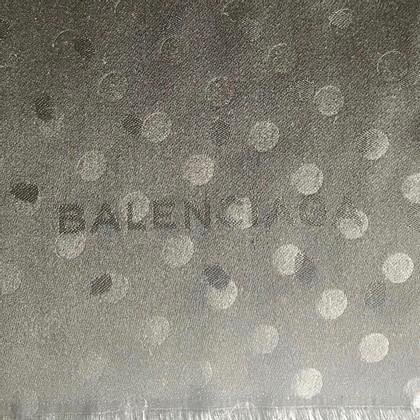 Balenciaga Stola cashmere / seta