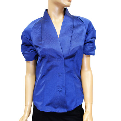 Escada Short sleeve silk jacket