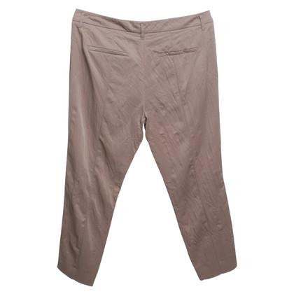 Schumacher trousers in Beige