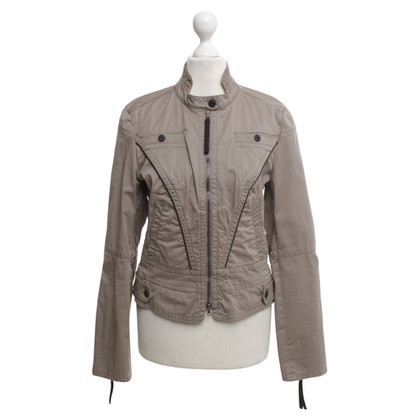 Marc Cain Jacket in grey brown