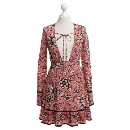 Andere Marke For Love & Lemons - Kleid mit Muster