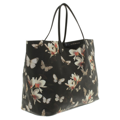 Givenchy Shopper with floral pattern