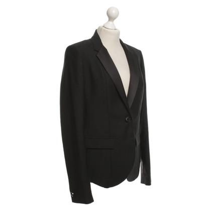 Karl Lagerfeld Blazer en noir