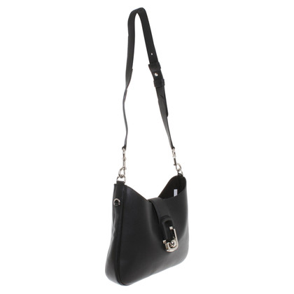 "Marc Jacobs ""Interlock Hobo Zwart"""