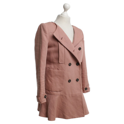 Dorothee Schumacher Short coat in Nude