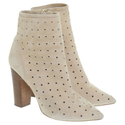 See by Chloé Ankle boots in beige