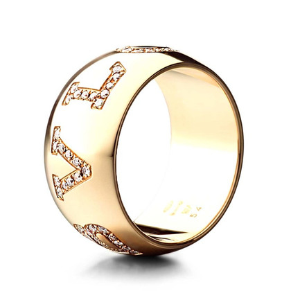 Bulgari Ring yellow gold