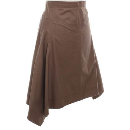 Louis Vuitton skirt in Brown