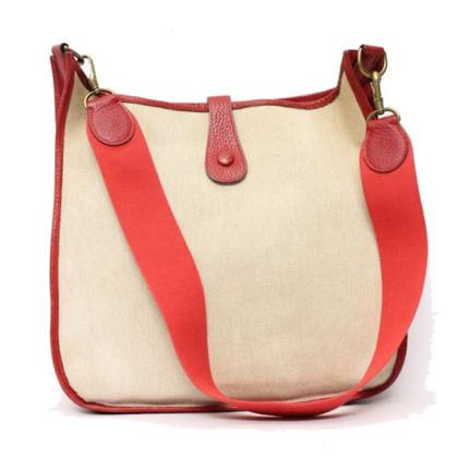 "Hermès ""Evelyne Bag"" in bicolor"