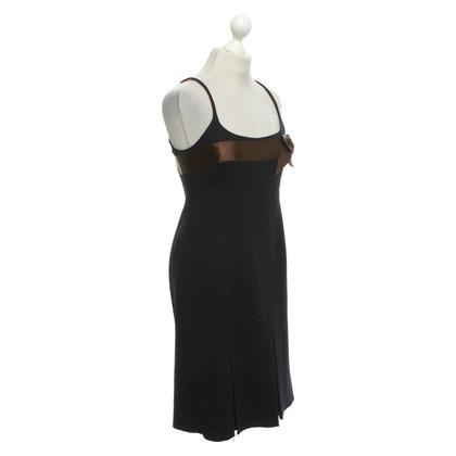 Paul Smith Strap dress in dark blue