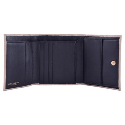 Dolce & Gabbana Wallet in paling huid