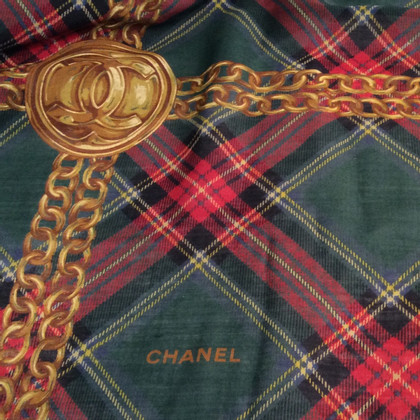 Chanel Cloth made of cashmere / silk