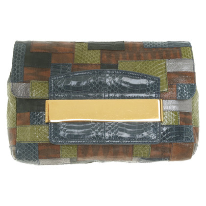 Jimmy Choo Handbag made of reptile leather