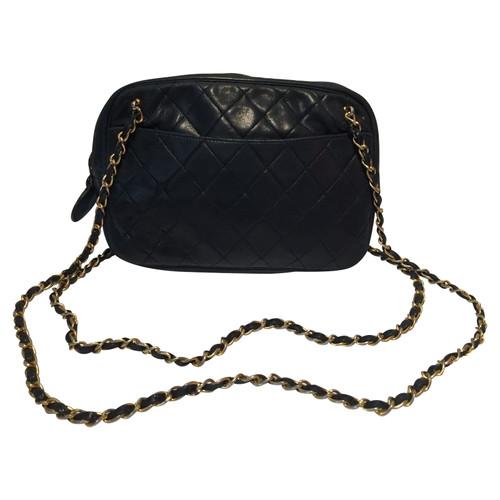 molto carino c9fbe 900eb Chanel Borsa a tracolla vintage - Second hand Chanel Borsa a ...