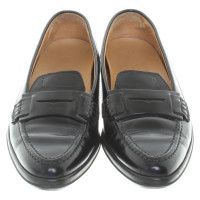 Tod's Moccasins in black