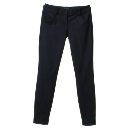 Theory Broek in donkerblauw