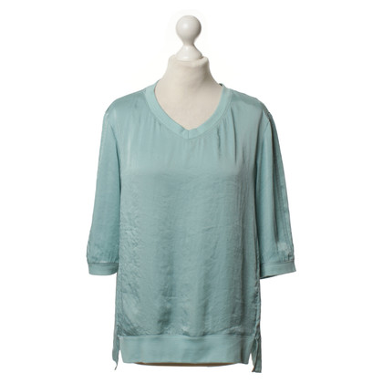 Marc Cain top pale turquoise