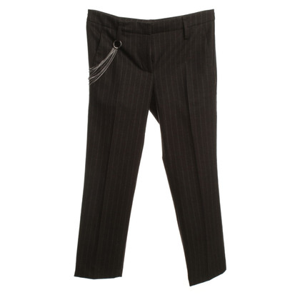 Brunello Cucinelli pants pinstriped