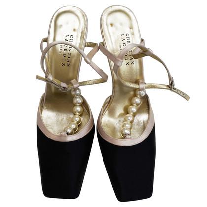 Christian Lacroix Sandals