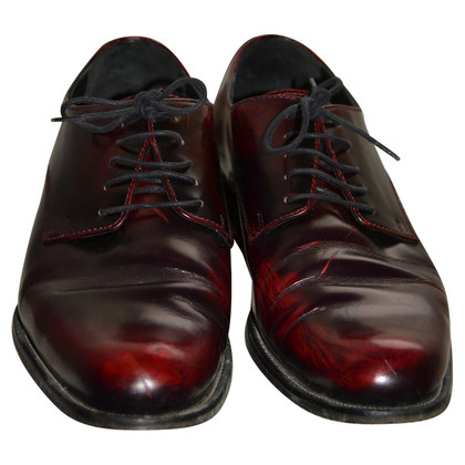Dsquared2 Veterschoenen in Bordeaux