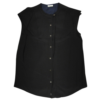 Miu Miu silk blouse