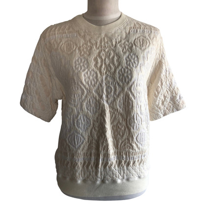 Stella McCartney top in cream